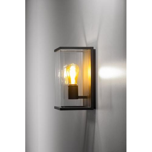 LupiaLicht VETRO W1 Buiten Wandlamp LED