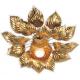Plafonnière Gentile oro 50