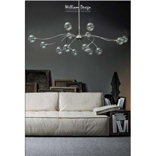 Molto hanglamp led 10 lichts