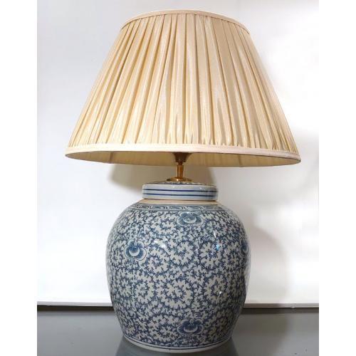 Geplooide lampenkappen op maat (prijs op aanvraag)