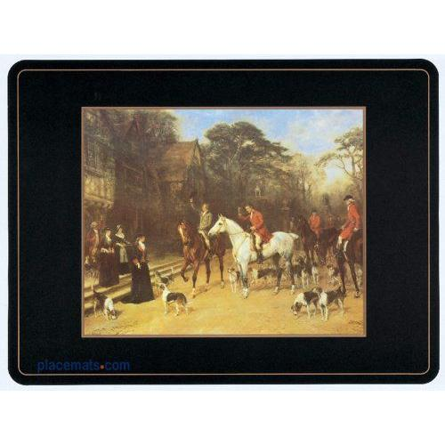 Placemats Tally Ho van Pimpernel